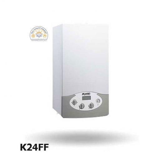 پکیج شوفاژ دیواری ایران رادیاتور مدل K24FF