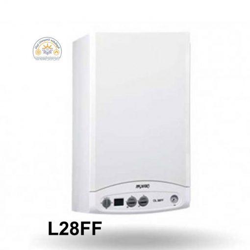 پکیج دیواری گازی ایران رادیاتور مدل L28FF