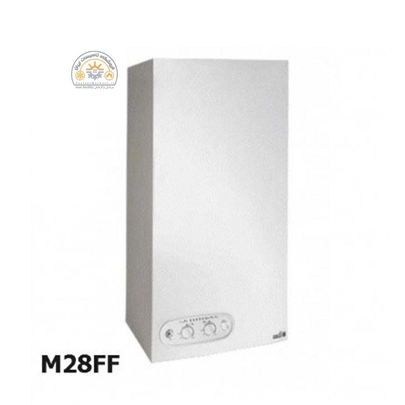 پکیج دیواری فن دار ایران رادیاتور مدل M28FF
